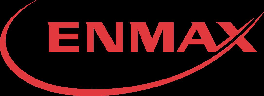 Enmax logo.