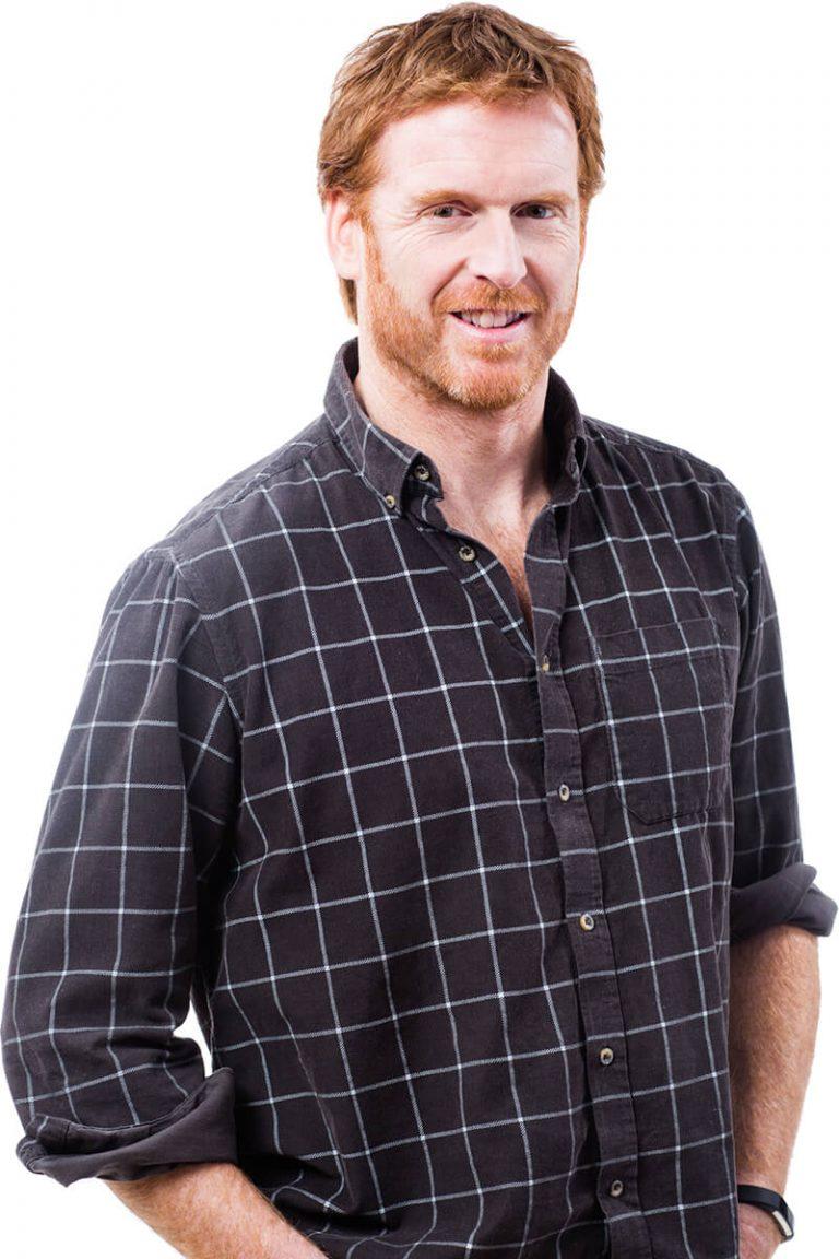Julian Wood, Lead Developer